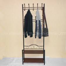 Inroom Designs Coat Hanger And Shoe Rack Coat Rack Living Room Furniture Metal Bag Clothes Garment Coat 64