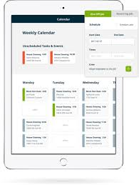 Residential Cleaning Scheduling Software Jobber