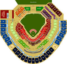 Padres Seating Chart 65 Expository Padres Stadium Seating View