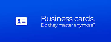 We did not find results for: Do You Still Need A Business Card In 2021 Good Business Kit