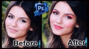 how to add digital makeup in adobe photo cc 2017 photovision ফট শপ ড জ ট ল ম ক প