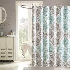 Home Essence Arbor Printed Ultra Soft Shower Curtain Walmart Com
