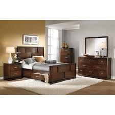 ... Attractive Queen Storage Bedroom Set on Home Remodel Ideas with Toronto  Queen Storage Bed Pecan American ...
