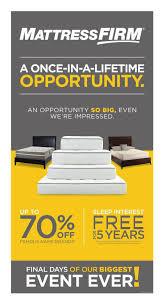 mattress firm ad. Mattress Firm Weekly Ad April 17 - 23, 2017 Http://www A