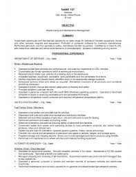 Resume Samples For Warehouse Jobs free sample warehouse resumes Job and Resume Template 18