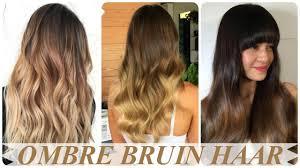 Balayage Kapsels En Haarkleuren Kapsels Kort Bruin Haar Met Highlights