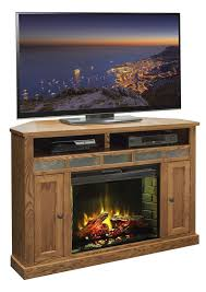 corner tv stand with fireplace canada