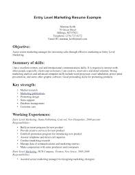 Entry Level Resume Templates Impressive Resume Samples Entry Level Law Enforcement Resume Samples Entry