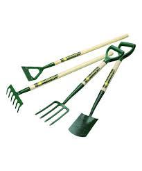 bulldog children s garden tools complete set