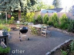 backyard renovations patio stones