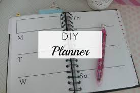 view in gallery simple planner