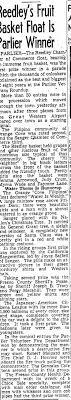 Parlier Roundup Parade 1953 - Newspapers.com