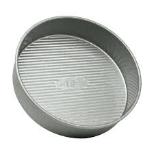 8 inch round cake pan s cookware cutlery kitchen appliances healthy home volume