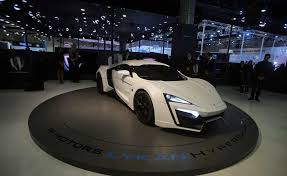 new car launches eventsWMotors