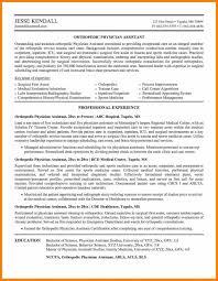 Physician Cv Sample Resumessscanbiteco Resume Template Templates