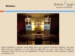 kitchen spot lighting. 4. When Installed In Kitchen, Spot Lights Kitchen Lighting