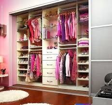 closet ideas for teenage girls. Plain For Other Charming Walk In Closet Ideas For Teenage Girls 5  Throughout