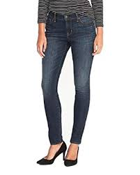 Old Navy Holidays Curvy Skinny Mid Rise Jeans For Women At