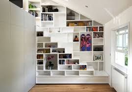 Wall Storage Ideas for Space Hiding Under the Stairs