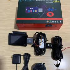 Camera hành trình android Carview C3 Pro 4G dẫn đường cảnh báo tốc độ giám  sát từ xa chính hãng 1,890,000đ