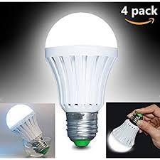 household lighting. ctkcom led light bulbs 5w4 pack emergency lamps household lighting human