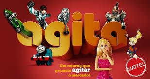 Mattel retorna ao portfólio da Agita Brasil