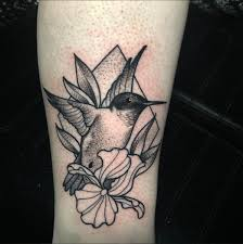 Dark Age Tattoo على تويتر Sweet Hummingbird Tattoo By Lorenzo