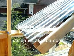 clear corrugated plastic roofing s ro clear corrugated plastic roof panel greenhouse clear corrugated plastic roofing