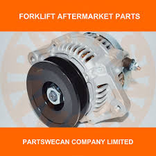 ALTERNATOR 27060-78203-71 1DZ-2 2Z ENGINE 7FD FORKLIFT AFTERMARKET ...