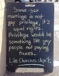 funny gay marriage signs and memes same sex marriage is not gay privilege
