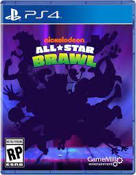 Nickelodeon All Star Brawl Standard ...