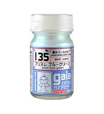 Gaianotes Color Chart Gaianotes Gaia Color No 135 Pearl Prism Blue Green 15ml