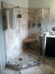 diy showers bathroom best images about stand up shower on small shabby chic designs ideas stand