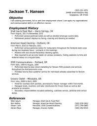 jackson    s resume   pdfsr comjackson    s resume