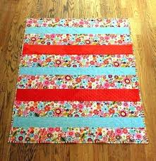 Baby Quilts Kits To Make – co-nnect.me & Baby Girl Quilt Kits To Make Baby Boy Quilt Kits To Make One Day Baby Quilt Adamdwight.com