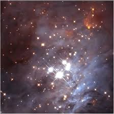 Trapezium Cluster Messier Objects