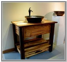 bathroom cabinets for vessel sinks. charming rustic bathroom vanities for vessel sinks 46 on home decor ideas with cabinets r