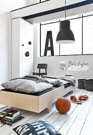 modern bedroom for boys. Loft-like Room Designs Are Perfect For Teenage Boys Cuz They Looks Modern And Stylish Bedroom