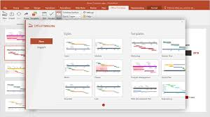 Powerpoint Office Timeline Office Timeline Add In Review Pricing Pros Cons