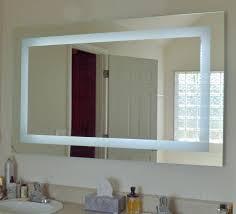 lighted wall mirror. diy vanity mirror with ikea lights bathroom classy full length lighted wall mirrors built in vani