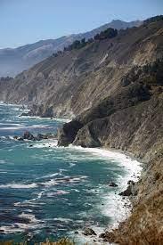 แคลิฟอร์เนีย, แปซิฟิก, ภูมิประเทศ, สหรัฐอเมริกา, มหาสมุทร, ชายฝั่งตะวันตก,  ลา
