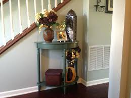 cheap foyer tables. Decorating A Small Entryway Inspirations Table Decor With Entryways Stairs . Cheap Foyer Tables D
