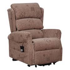 axbridge dual motor riser recliner chair seated