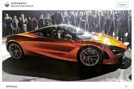 2018 mclaren p16. Brilliant P16 McLaren 720S Leaked Photo Throughout 2018 Mclaren P16