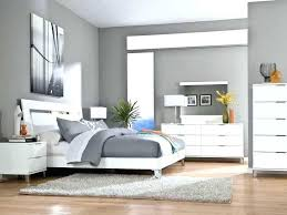 modern white queen bedroom set – libelula.info