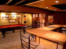 Cool Basement Ideas Man Cave  Inspiring Basement Ideas  Special - Unfinished basement man cave ideas