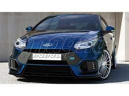 Ford Focus 3 Rs Look Front Bumper Ford Focus 3 Ford Focus Focus 3