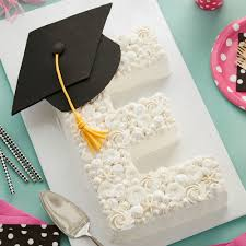 Graduation Graduate Stencils X 5 Cookie Cupcake Cake Decorating