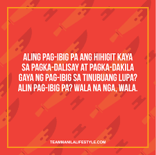 Lines That Proved Bonifacios Love For The Country Teammanila