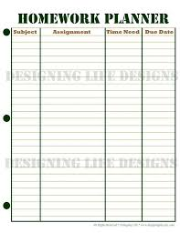 Homework Calendar Templates Extraordinary Pin By Kaylee Browning On 44th Grade Pinterest Weekly Homework